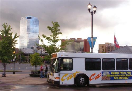 RockRegion  Metro Bus